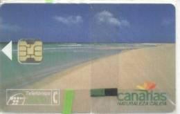 Spain Chip Phonecard, CP-035  Canarias, Mint In Blister, - España