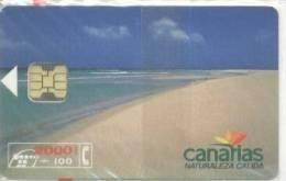 Spain Chip Phonecard, CP-036  Canarias, Mint In Blister, - España