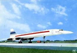Avion Aviation Concorde British Aircraft - 1946-....: Moderne