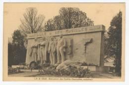 59 - Lille        Le Monument Des Fusillés - Lille