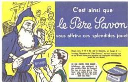 BUVARD : Père Savon - Parfums & Beauté