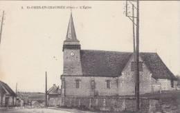 ST OMER En CHAUSSEE : L'Eglise - - Sonstige Gemeinden