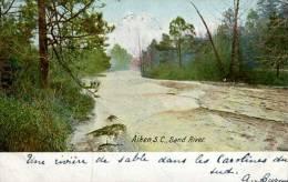 N°28170 -cpa Aiken S.C. Sand River- - Aiken