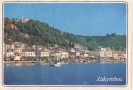 1551  ZAKYNTHOS ZANTE View Of The City - GREECE GRECE GRECIA - Greece