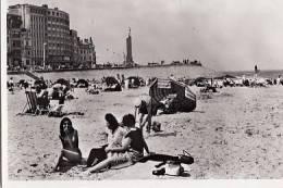 Pk Oostende:133:Het Klein Strand En Buildings - Oostende