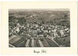 Dépt 01 - PEROUGES - Cité Médiévale - Vue Générale Aérienne (CPSM Grand Format) - Pérouges