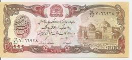AFGHANISTAN 1000 AFGHANIS 1979-91 UNC P 61 - Afghanistan
