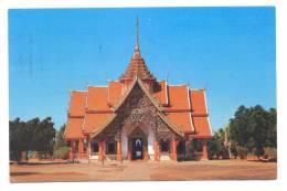 Thaïlande - Phra Buddhabat Tak-Pha, Lampoon Northern - Tailandia
