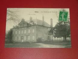 GLUX  - Le Château De Verclos - Chateau Chinon