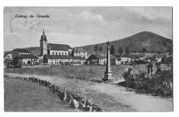 88c17CpaCOLROY LA GRANDEVue Parielle Originale 1916 - Colroy La Grande