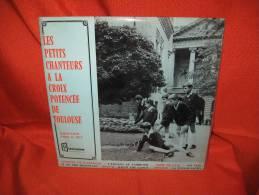 33 Tours 25 Cm      Les Petit Chanteurs A La Croix Potencee De Toulouse - Religion & Gospel