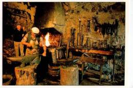 ALPES DE HAUTE PROVENCE - Seyne Les Alpes - Les Ecomusées - La Forge - Non Classés