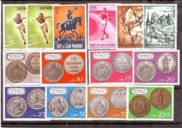 San Marino Lots MNH ** - Collezioni & Lotti
