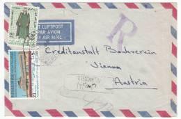 IRAQ - Mosul - Cover, Year 1969, Air Mail, Registered - Irak