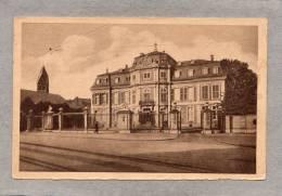 34653   Germania,  Dusseldorf  -  Schloss  Jagerhof,    NV (scritta) - Duesseldorf