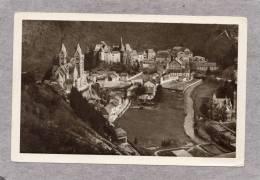 """34659     Lussemburgo,     Clervaux  Vu  De  L""""Abbaye,  NV - Clervaux"""