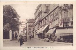 Département 21 DIJON  Rue Guillaume Tell - Dijon