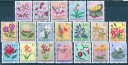 Ruanda-Urundi 1953 Flowers MNH** - Lot. 1611 - 1948-61: Neufs