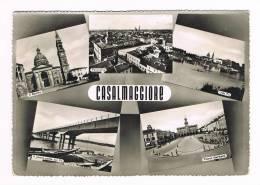 CASALMAGGIORE - VEDUTINE - VIAGGIATA 1961 - Cremona