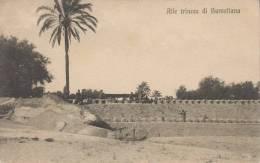 LIBIA -ALLE TRINCEE DI BUMELIANA BELLA  FOTO D´EPOCA ORIGINALE 100% - Libyen