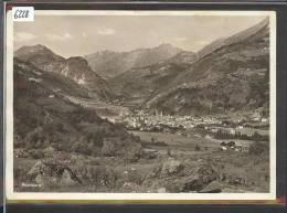 GRÖSSE 10x15 - POSCHIAVO - TB - GR Grisons