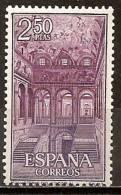 Espagne 1961 - Monastère De L´Escurial - MNH - 1931-Hoy: 2ª República - ... Juan Carlos I