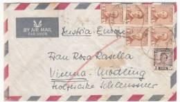 IRAQ - Cover, Year 1955, Air Mail - Irak