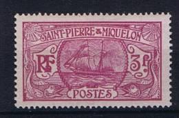 Saint-Pierre Et Miquellon, Yv Nr 131 MH/* - Ongebruikt