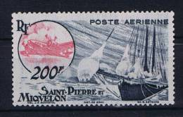 Saint-Pierre Et Miquellon, Yv Nr Aerienne 20 Not Used (*) - Ongebruikt