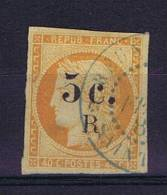 Reunion , Yv Nr 6 Used - Reunion Island (1852-1975)