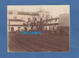 CAUX - Notre Dame De Mougéres - Camp De Prisonniers Poilus Allemands Officiers - 1918 - WW1 - Unclassified