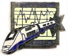 SNCF - ESSAIS EN LIGNE - TGV