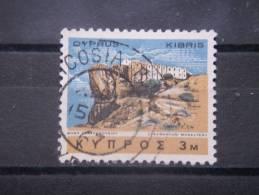 CYPRUS, 1966, Used 3m, Monastery, Scott 278 - Cyprus (Republic)