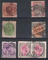 01636 Dinamarca Yvert 10/26A/27/29/116/148 (2X) Cat. Eur. 172,- - Dinamarca