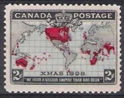 01644 Canada Yvert 73 ** Cat.  Eur. 60,-  Topical - 1851-1902 Reinado De Victoria
