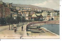 MONTE CARLO - Le Boulevard De La Condamine - Non Classés