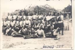 KRIVA PALANKA MACEDONIE MACEDONIA YEAR 1935 PHOTO RARISIME MLITARIA GEORGIANS? GEORGIANOS? - Macedonië