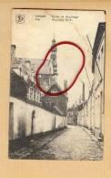 LIER - Begijnhof Kerk - LIERRE - Eglise Du Béguinage - + Tampon Armée Belge - Correspondance Privée - Lier