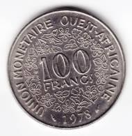 @Y@  West Afrika  100 Francs 1978    (C190) - Monnaies