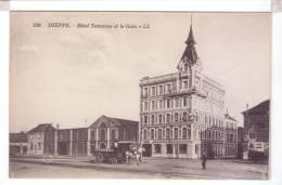 76 DIEPPE Hotel Terminus Et La Gare - Dieppe