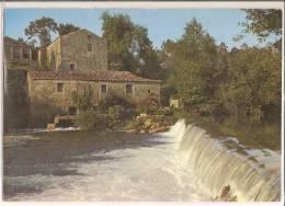 Vilar De Mouros - Azenha No Rio Coura. Viana Do Castelo. - Viana Do Castelo