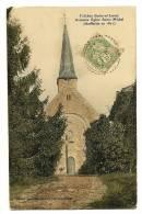 VILLELOIN - Ancienne Eglise Saint Michel Désaffectée En 1871 - Colorisée - Ecrite & Timbrée En 1906 - Non Classés
