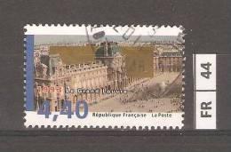 FRANCIA, 1993, Louvre 4,40, Usato - Francia