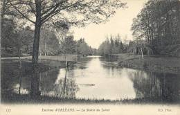 AK Orléans Ca. 1915 (?) Environs D´Oréans - La Source Du Loiret / Orléans-la-Source Parc Floral - Orleans