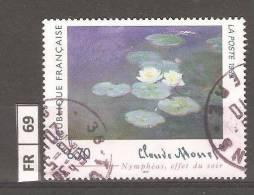 FRANCIA, 1999, Artisti, Monet, Usato - Francia