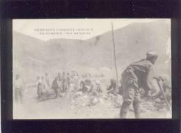 Campagne D'orient 1914-1918 En Albanie Sur Les Routes Pas D'édit. Animée Guerre - Albanien