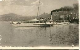 """N°28217 -cpa Lac Léman -le """"Léman""""- - Other"""