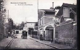 MARNES LA COQUETTE PORTE BLANCHE LE GARAGE - Non Classés