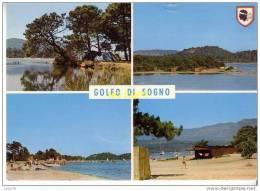 GOLFO DI SOGNO  Et De Son Village De Vacances  -  4 Vues -  N°  L 811 - Autres Communes