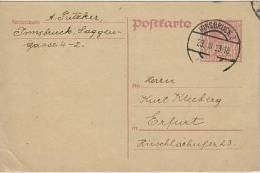 Österreich 1922/25 5 Ganzsachen Gebraucht  [1152] - Ganzsachen